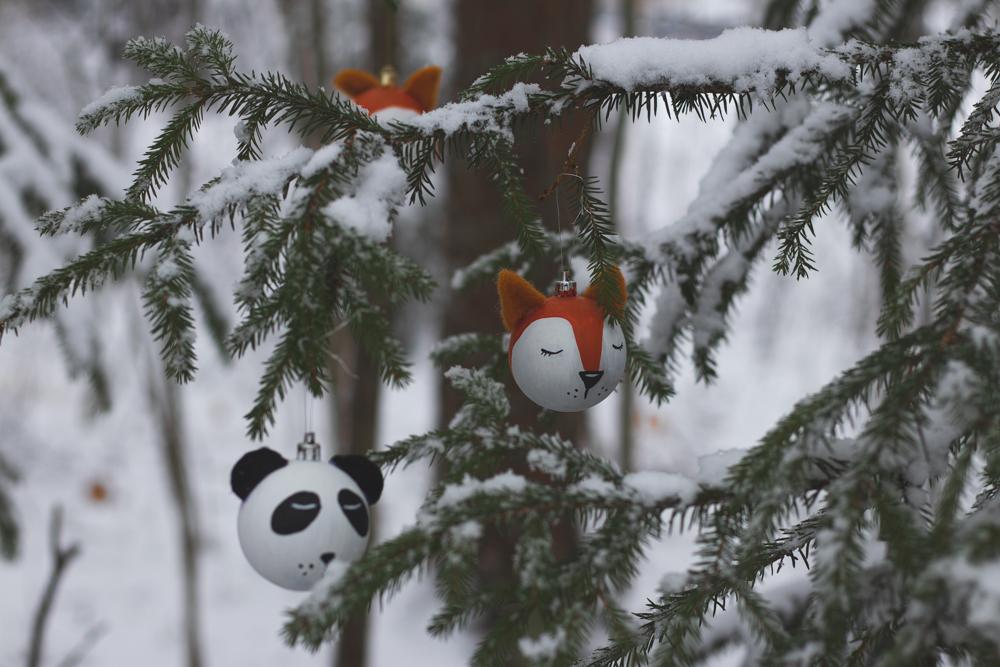 Joulukalenteri DIY joulukoristeet ekoteko Kotoin-blogi