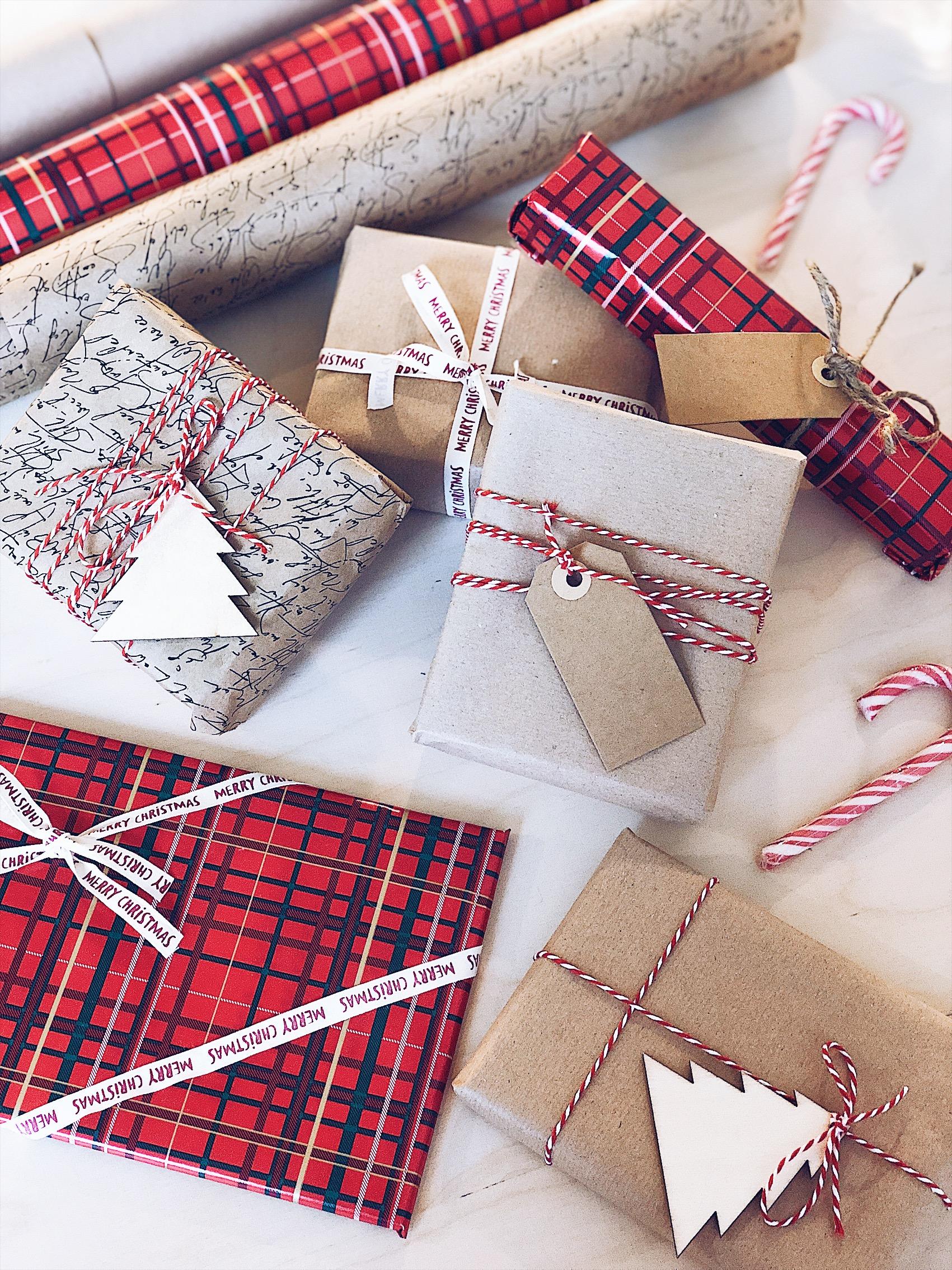 Joulukalenteri Lahjapaketointi vinkit Suvisvilla