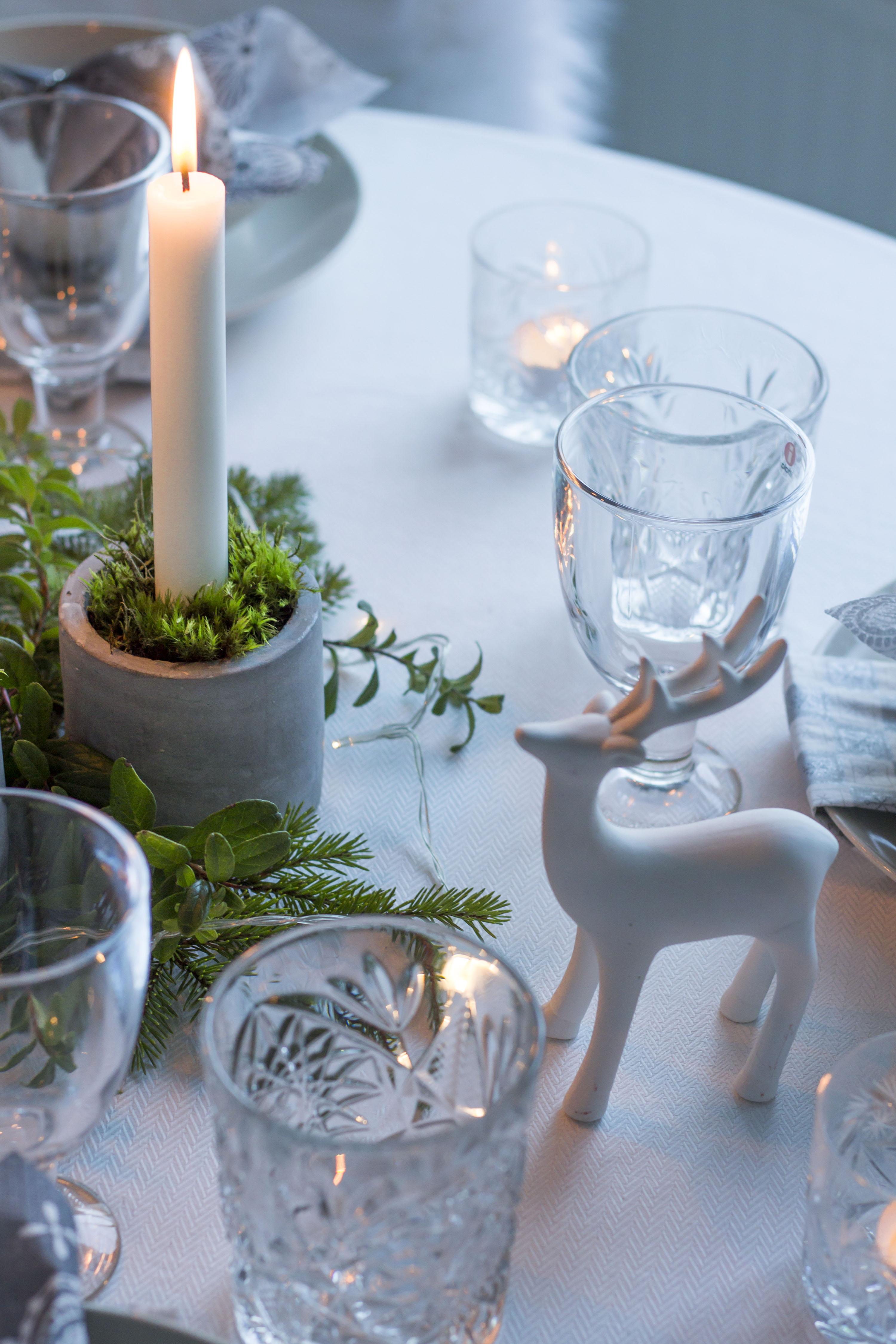 Joulukattaus Joulukalenteri Checklist-blogi